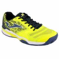 Zapatillas Slam amarillo fluor 611 Joma