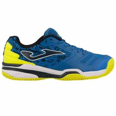 Zapatillas Slam azul royal 604 Joma
