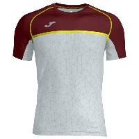 Camiseta Olimpia Flash running gris Joma