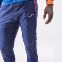 Pantalón largo Olimpia Flash running morado Joma