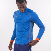Sudadera Olimpia Flash running azul royal Joma
