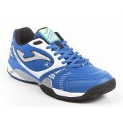 Zapatillas tenis/padel Match 504 royal-blanco espiga
