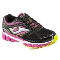 Zapatillas Hispalis Lady 601 negro Joma