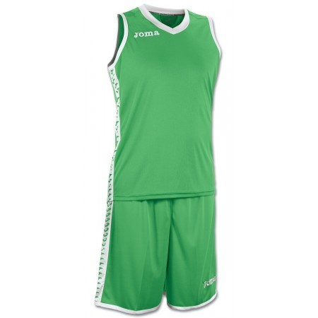 Set Cancha verde (camiseta+short)