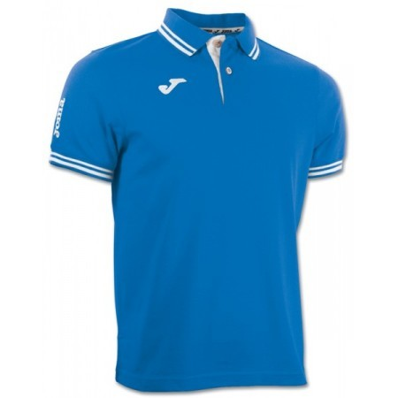 Polo Combi azul royal