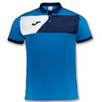Polo Crew II Joma azul royal