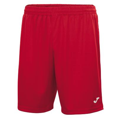 Short Nobel rojo Joma