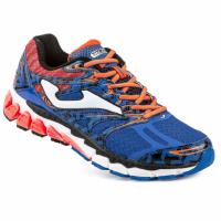 Zapatillas Titanium royal-naranja 604 Joma