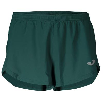 Short Olimpia Flash running verde Joma