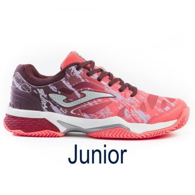 Zapatilla Slam lady junior clay 900 Joma